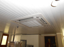 Large Roof fitted Air Conditioner